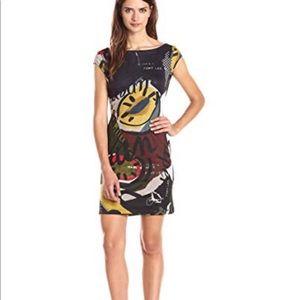 Desigual Vest Bibi Light Weight Dress